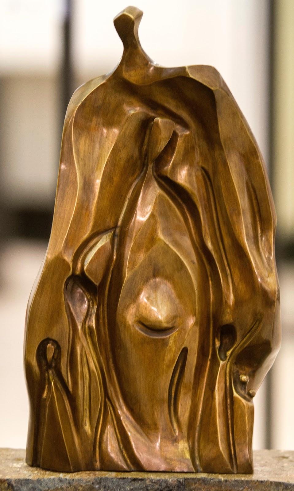 En familia - Escultura, Nour Kuri