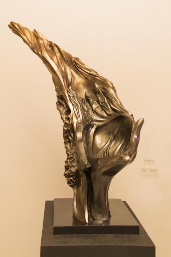 Confianza - Escultura, Nour Kuri