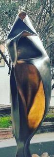 De noche 3 - Escultura, Nour Kuri