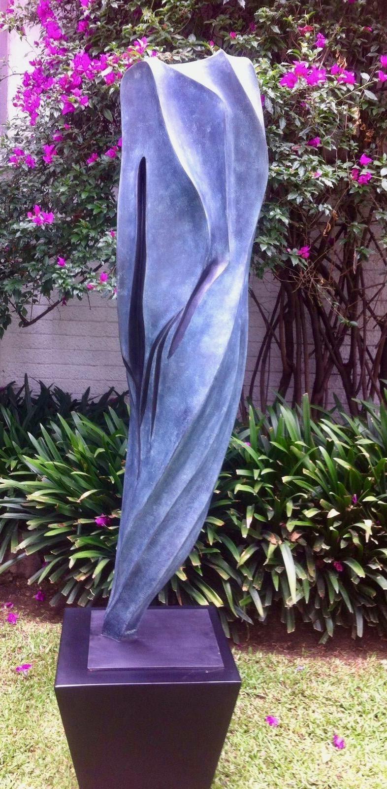 De paso - Escultura, Nour Kuri