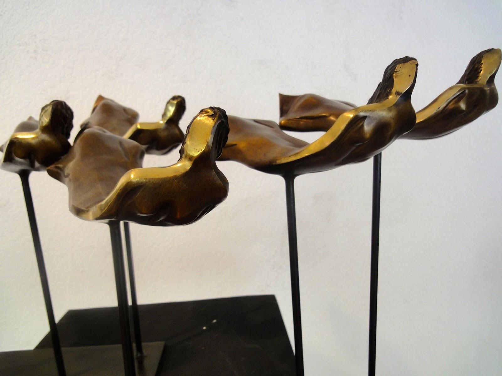Entes - Escultura, Nour Kuri