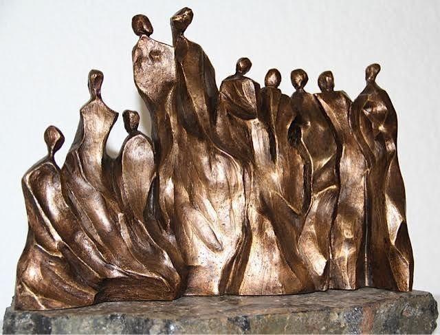 Foto - Escultura, Nour Kuri