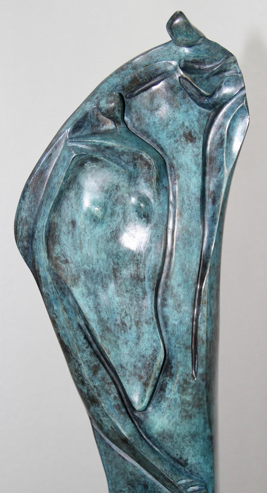 Historias - Escultura, Nour Kuri