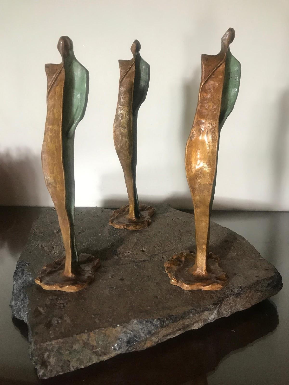 Nosotros - Escultura, Nour Kuri