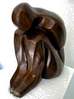 Uno de esos días - Escultura, Nour Kuri